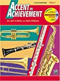 Accent on Achievement, Bk 2: E-Flat Alto Saxophone (Book & CD)