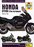 Matthew Coombs Honda ST1100 (Pan European) Service and Repair Manual: 1990 to 2002 (Haynes Service and Repair Manuals)