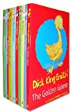 Dick King Smith Collection 10 Books Set Pack RRP £50.90 (Dinosaur Trouble, The Jenius, The Hodgeheg, The Invisible, The Mouse Family Robinson, Smasher, Harry's Mad, The Swoose, The Golden Goose, The Sheep-Pig) (Dick King-Smith Collection)