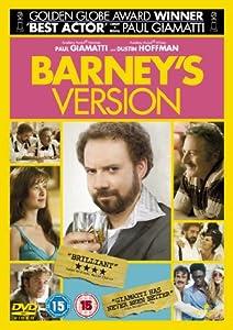 Barney's Version [DVD]