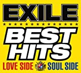 EXILE BEST HITS -LOVE SIDE / SOUL SIDE- (���񐶎Y����) (2���gALBUM+3���gDVD)