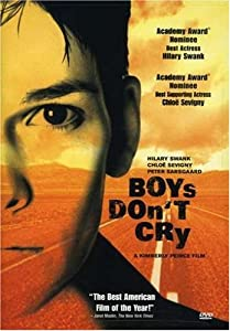"Cover of ""Boys Don't Cry"""