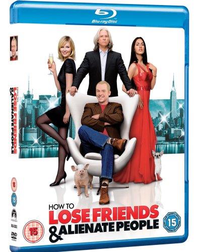 How to Lose Friends & Alienate People / Как потерять друзей и заставить всех тебя ненавидеть (2008)