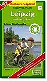 Doktor Barthel Wander- und Radwanderkarten, Leipzig und Umgebung, Grüner Ring Leipzig (Radtouren-Spezial)