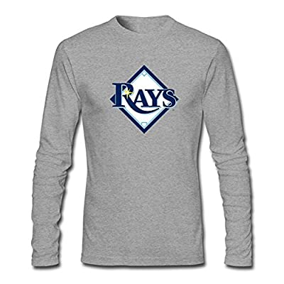 Men's Tampa Bay Rays Long Sleeves T-Shirt