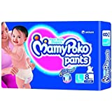 Mamy Poko Pant Style Large Size Diapers (8 Count)