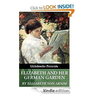 Elizabeth and Her German Garden (Illustrated by Simon Harmon ...