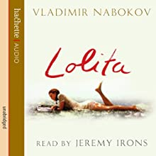 Lolita Audiobook by Vladimir Nabokov Narrated by Jeremy Irons