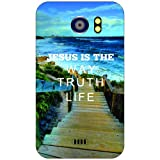 Micromax A 110 Jesus Phone Cover
