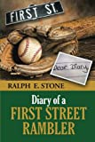 img - for Diary of a First Street Rambler book / textbook / text book