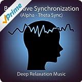 Brainwave Synchronization (Alpha - Theta Sync) & Deep Relaxation Music
