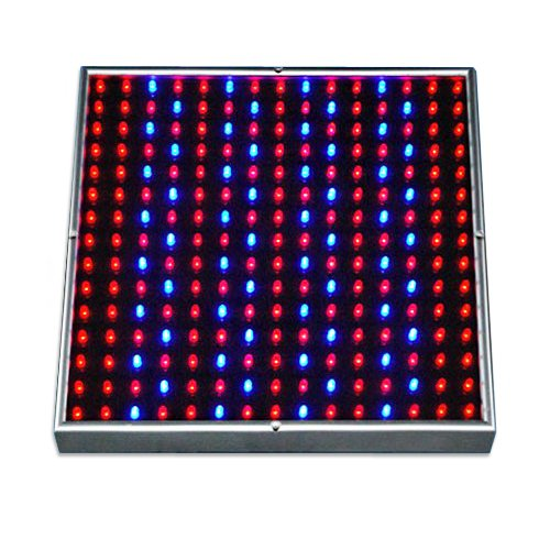 Generic 14W 300Ma 420Lm Led Plant Grow Lights/ Plant Grow Fill Lights Size 12.0X10.4X2.2 Color Controllable