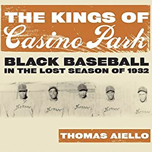 The Kings of Casino Park Audiobook