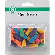 Do it Best GS 10186 Cap Erasers - Smart Savers-40PK ERASERS