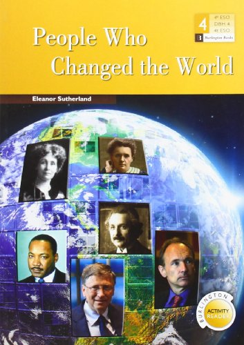 PEOPLE WHO CHANGED WORLD