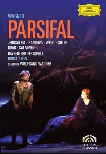 Parsifal (Stein) -Wagner - DVD