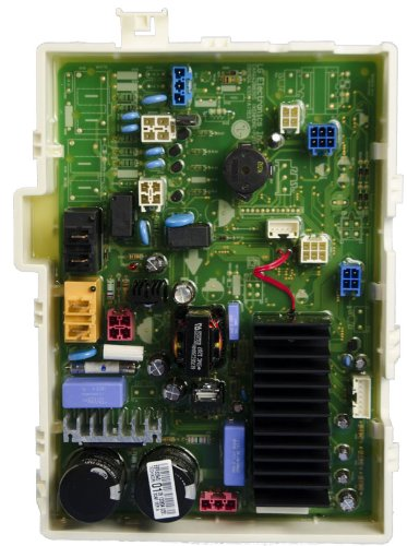Lg Electronics Ebr62545101 Washing Machine Main Pcb Assembly front-596485