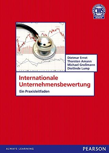 internat-unternehmensbewertung-ein-praxisleitfaden-pearson-studium-economic-bwl