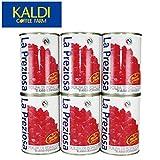 <6缶セット> ラ・プレッツィオーザ ダイス トマト缶 400g×6缶