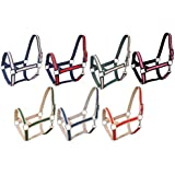 Derby Originals Nylon Draft Heavy Duty Overlay Horse Halter