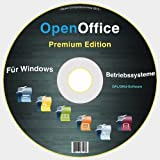 Software - Open Office Premium Edition f�r Windows 8-7-XP-Vista [Neue Version 2013]