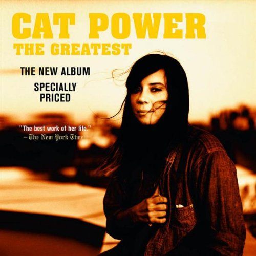 Related album art. Cat Power