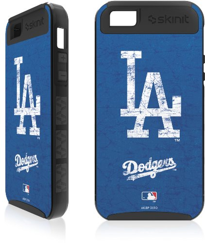 Best Price Los Angeles Dodgers - Solid Distressed Apple iPhone 5 Cargo Case