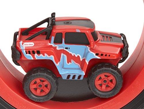 Little tikes tire racers monster truck vehicles parts for Little tikes motorized vehicles