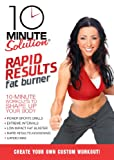 10 Minute Solution: Rapid Results Fat Burner [DVD] [Import]
