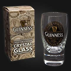 Collector's 2012 Crystal Mini Glass