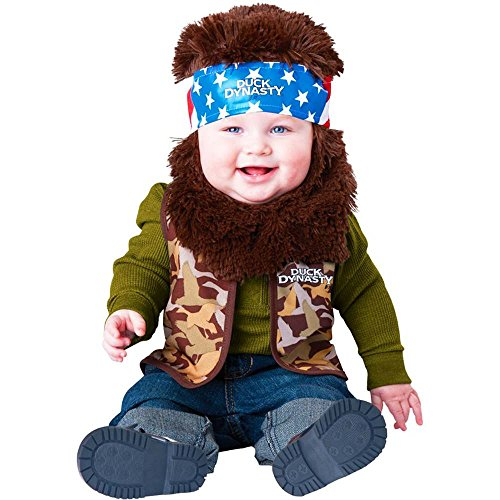 Duck Dynasty: Willie Baby Costume