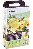 Mastrad F26460 Kit de Ravioli/Feuilleté Inox/ABS/Acier Vert