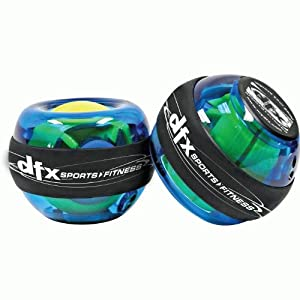 Dynaflex Sports Pro Plus Gyro Wrist Exerciser