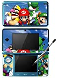 Super Mario 64 DS Game Skin for Nintendo 3DS Console