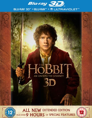 Hobbit: An Unexpected Journey [Extended Edition] [Blu-ray] [Import]