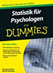 Statistik f�r Psychologen f�r Dummies...