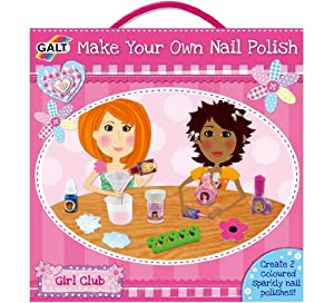 Galt Girl Club Make Your Own Nail Polish