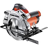 Black & Decker Black & Decker Handkreissäge KS1500LK, orange Koffer