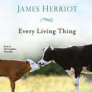 Every Living Thing Audiobook