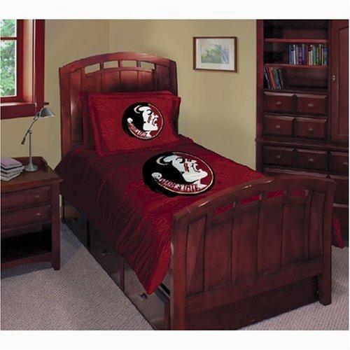 FSU Florida State University Seminoles Comforter Bedspread