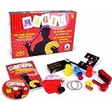 Vilac - 6101 - Kit De Magie - Grande Boite De 120 Tours De Magie Avec Dvd