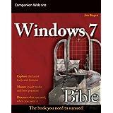Windows 7 Bible ~ Jim Boyce