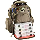 Search : Wild River by CLC WT3503 Tackle Tek Recon Lighted Compact Backpack with Four PT3500 Trays