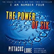 The Power of Six | [Pittacus Lore]