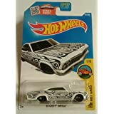 Hot Wheels 2016 HW Art Cars '65 Chevy Impala 191/250, White
