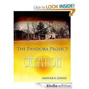 pandora project book