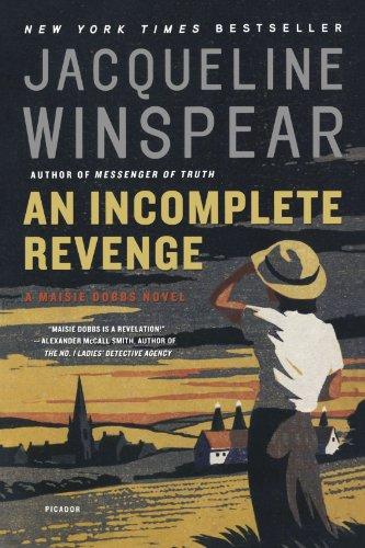 An Incomplete Revenge, Jacqueline Winspear