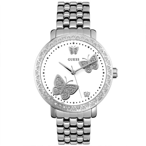 Crystal Butterfly Watch