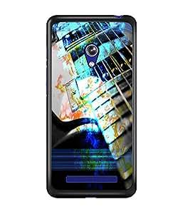 PRINTSWAG GUITAR Designer Back Cover Case for ASUS ZENFONE 5 A501CG