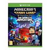 Cheapest Minecraft Story Mode Complete Adventure (Xbox One) on Xbox One